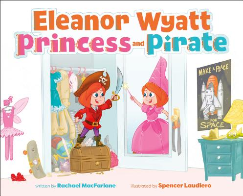 Eleanor Wyatt, Princess and Pirate Cover Image