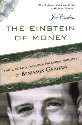 The Einstein of Money Cover