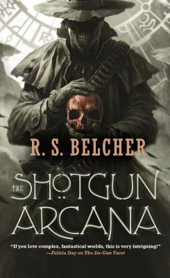 The Shotgun Arcana (Golgotha #2) Cover Image