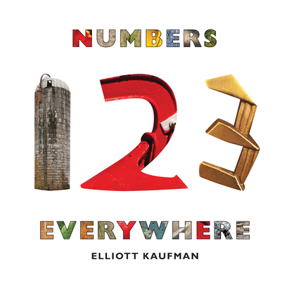 Numbers Everywhere Cover Image