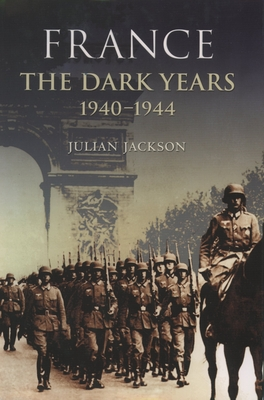 France the Dark Years 1940-1944 Cover