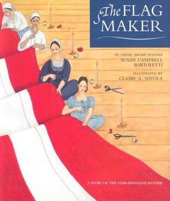 The Flag Maker Cover