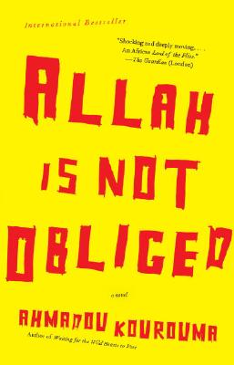 Allah Is Not Obliged Cover