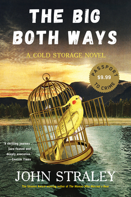 Cover for The Big Both Ways (A Cold Storage Novel #1)