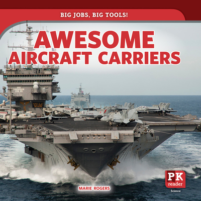 Awesome Aircraft Carriers Cover Image
