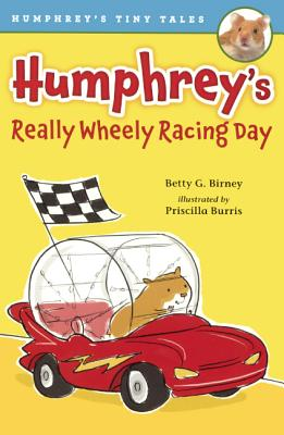 Humphrey's Really Wheely Racing Day Cover Image