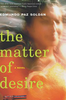 The Matter of Desire Cover