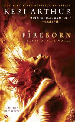 Fireborn (A Souls of Fire Novel #1) Cover Image