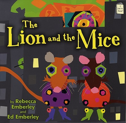 Cover for The Lion and the Mice (I Like to Read)