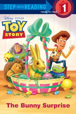 The Bunny Surprise (Disney/Pixar Toy Story) Cover Image