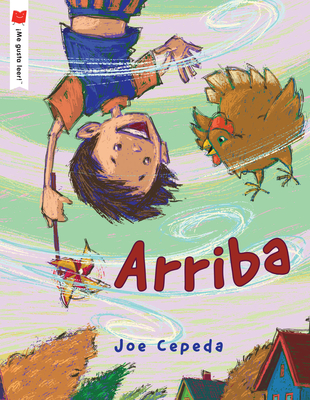 Cover for Arriba