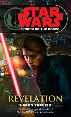 Revelation: Star Wars Legends (Legacy of the Force) (Star Wars: Legacy of the Force - Legends #8) Cover Image