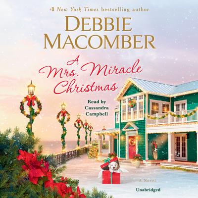 A Mrs. Miracle Christmas: A Novel Cover Image