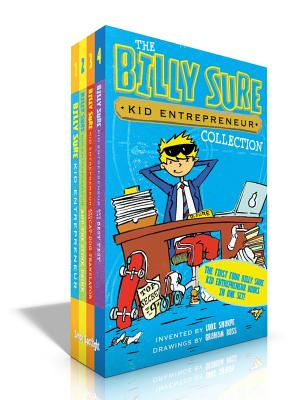 Cover for The Billy Sure Kid Entrepreneur Collection