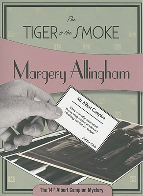 The Tiger in the Smoke Cover Image