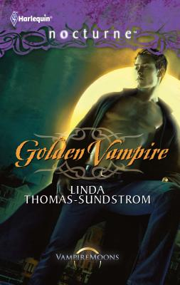 Golden Vampire Cover