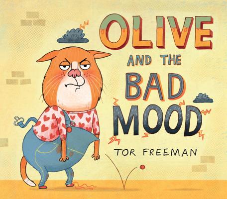 Olive and the Bad Mood Cover Image