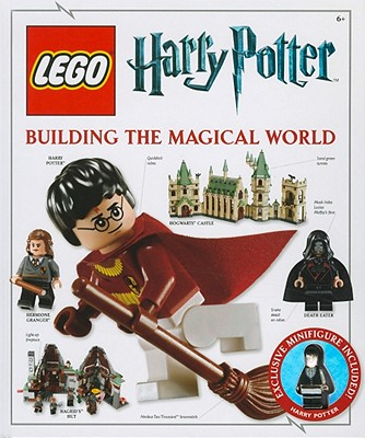 Lego Harry Potter Cover