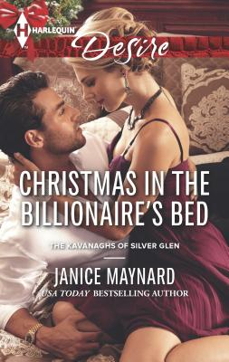 Christmas in the Billionaire's Bed Cover Image
