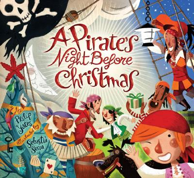A Pirate's Night Before Christmas Cover