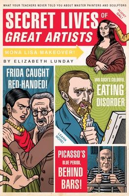 Secret Lives of Great Artists Cover