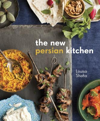 The New Persian Kitchen Cover