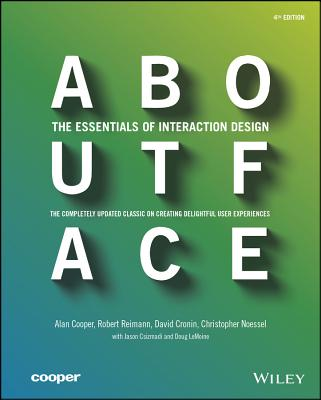 About Face: The Essentials of Interaction Design Cover Image