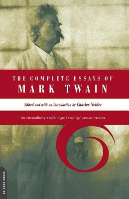 The Complete Essays Of Mark Twain Cover Image