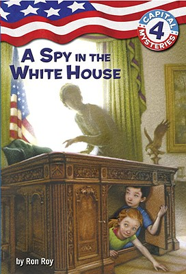 A Spy in the White House Cover
