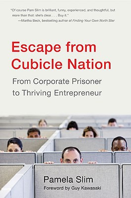 Escape from Cubicle Nation Cover