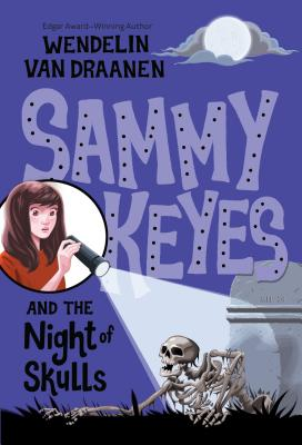 Sammy Keyes and the Night of Skulls Cover