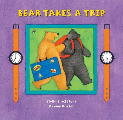 Bear Takes a Trip Cover Image