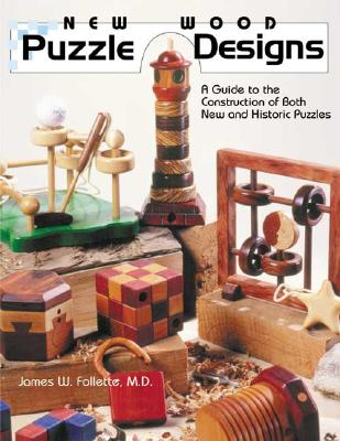 Cover for New Wood Puzzle Designs