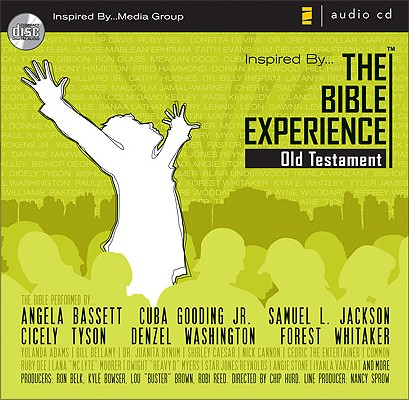 Inspired By...the Bible Experience Old Testament-TNIV Cover Image