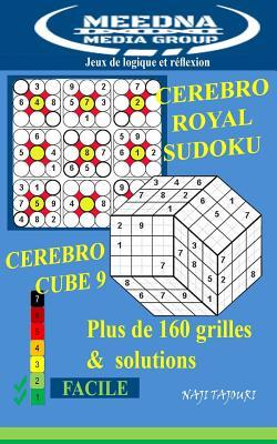 Cerebro Royal Sudoku & Cube 9: N°1 Facile Cover Image