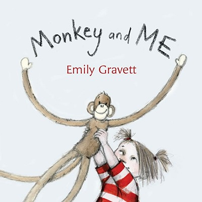 Monkey and Me Cover