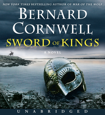 Sword of Kings CD: A Novel (Saxon Tales #12) Cover Image
