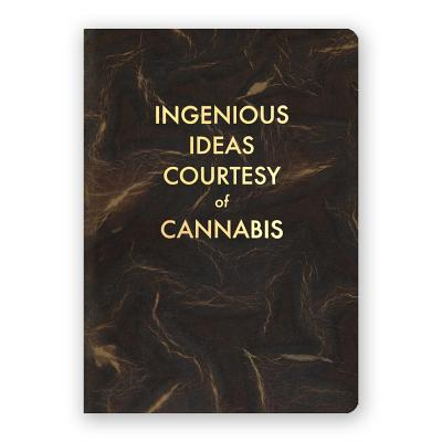 Ingenious Ideas Courtesy of Cannabis Journal Cover Image