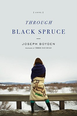 Through Black Spruce Cover