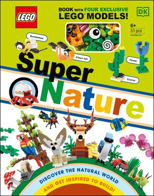 LEGO Super Nature: Includes Four Exclusive LEGO Mini Models Cover Image