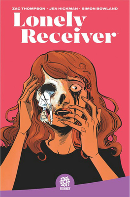Cover for Lonely Receiver