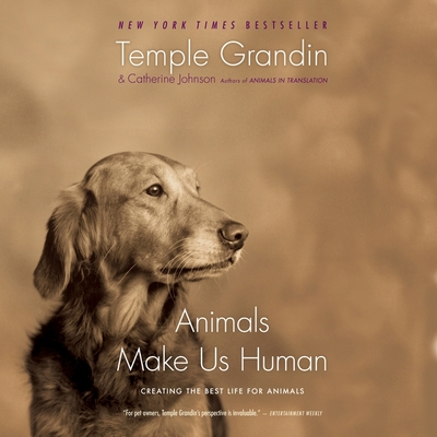 Cover for Animals Make Us Human