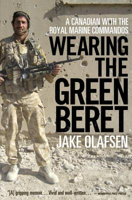 Wearing the Green Beret Cover