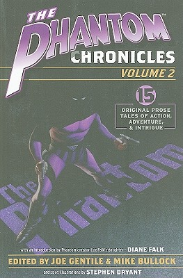 The Phantom Chronicles, Volume 2 Cover Image