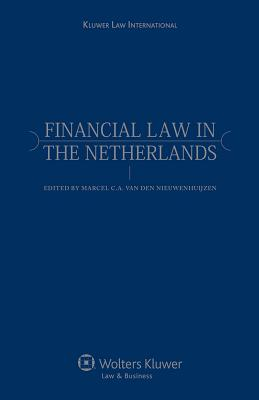 Financial Law in the Netherlands Cover Image