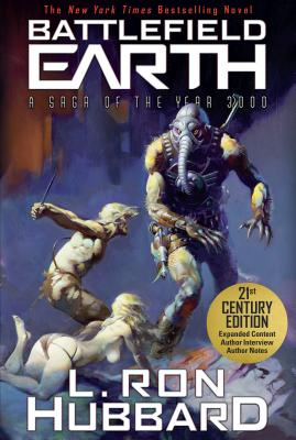 Battlefield Earth: A Saga of the Year 3000 Cover Image