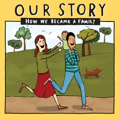 Our Story - How We Became a Family (1): Mum & dad families who used egg donation & surrogacy - single baby Cover Image