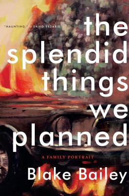 The Splendid Things We Planned Cover