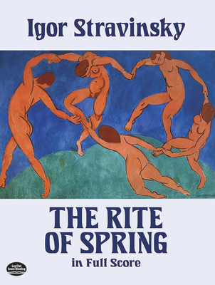 The Rite of Spring in Full Score (Dover Music Scores) Cover Image