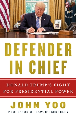 Cover for Defender in Chief